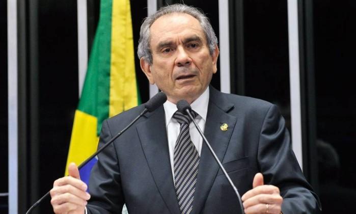 Raimundo Lira - Após críticas de Anísio Maia, Ricardo Barbosa defende o senador Raimundo Lira em discurso na Assembleia