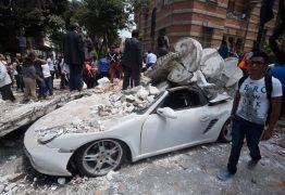 IMAGENS FORTES: Prédios desmoronam durante terremoto no México – VEJA OS VÍDEOS