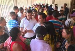 GM's: Deputados visitam cidades da Paraíba em busca de apoio político