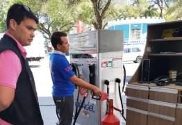 PROCON e Agência Nacional de Petróleo fiscalizam postos de combustíveis em Patos