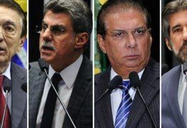 Janot denuncia cúpula do PMDB por organização criminosa: Lobão, Jader, Renan, Sarney, Jucá e Raupp