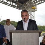 alhandra - INAUGURAÇÃO: Prefeito de Alhandra entrega obra de pavimentação no conjunto Antônio Mariz, neste sábado