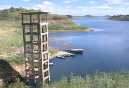 Comportas do Boqueirão são abertas em teste para levar água para Acauã