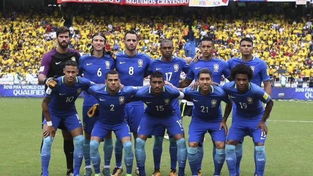 brasil ranking - Brasil é desbancado pela Alemanha na liderança do ranking da Fifa