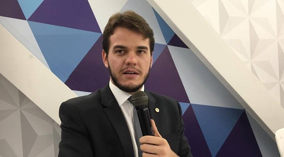 bruno cunha lima - Bruno Cunha Lima admite disputar Prefeitura de Campina Grande em 2020