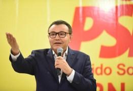 Com presença do presidente nacional, PSB renova diretoria na Paraíba