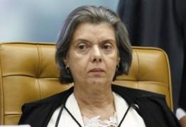 Ministra Carmen Lúcia virá a João Pessoa em novembro