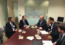 Cartaxo conclui nos EUA última etapa de preparação do contrato de U$ 100 milhões com o BID