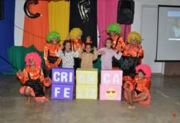 Monteiro faz parte do Program Criança Feliz