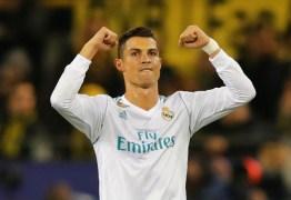 Cristiano Ronaldo vence Neymar e fica com o prêmio de melhor da rodada