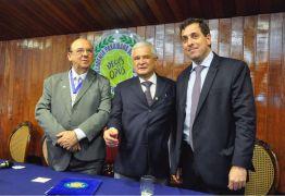 Gervásio participa de solenidade em homenagem aos 76 anos da Academia Paraibana de Letras
