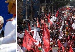 Grito dos Excluídos reúne milhares de pessoas em protesto contra Temer em todo o Brasil