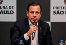 João Dória critíca postura do PSDB e pede que partido passe a falar a língua do povo