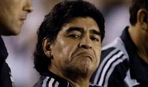 Maradona critica documentário sobre própria vida e pede que fãs não assistam