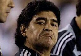 As críticas de Maradona à seleção argentina