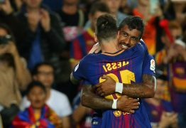 Jornal espanhol afirma que Paulinho é o novo queridinho de Messi e Suarez