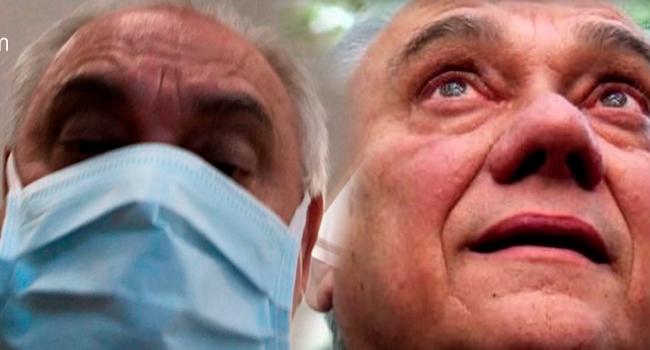 mr - Marcelo Rezende é internado em estado grave com quadro de pneumonia aguda