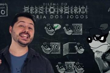 Delação premiada e Teoria dos Jogos – Por Nerdologia