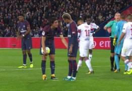 Jornal francês revela motivo da briga entre Neymar e Cavani – VEJA VÍDEO