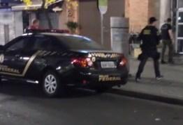 PF prende 4 pessoas na Paraíba em ação contra roubo de dinheiro de clientes da Caixa Econômica Federal