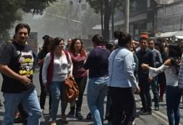 119 MORTOS: Forte terremoto atinge a Cidade do México no aniversário do tremor de 1985