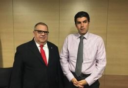 Rômulo Gouveia garante meio milhão de reais em recursos para Campina Grande