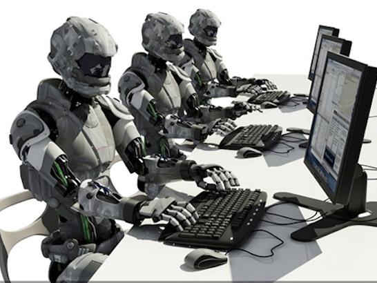 robo jornalista associated press item - Jornalista robô publica 850 artigos em um ano