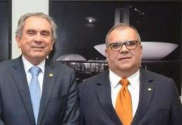 Presidente estadual do PSD antecipa apoio para reeleição de senador paraibano: 'Esse voto já é certo'