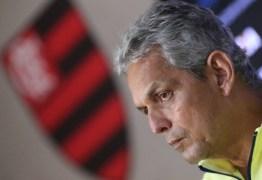 Flamengo proíbe jornalista de fazer perguntas a Rueda em coletiva