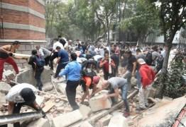 Terremoto de 7,1 graus abala o México e ao menos 248 morrem