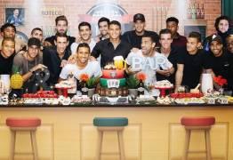 Thiago Silva reúne Neymar e elenco do PSG em festa