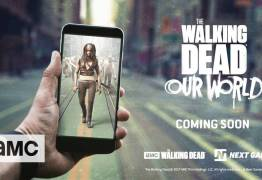 'The Walking Dead' vai ganhar jogo no mesmo estilo de 'Pokémon GO' – VEJA VÍDEO