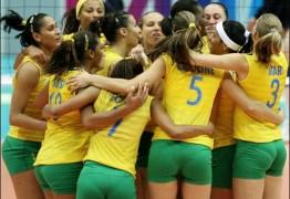Brasil vence, mas está fora da briga pelo título da Copa dos Campeões