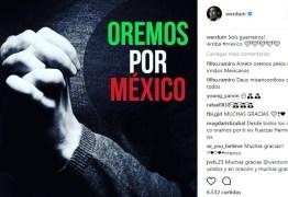 Após terremoto, lutadores do UFC se unem em mensagens de apoio ao México