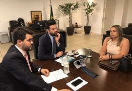 Wilson Filho se reúne com Governo Federal para tratar Zona Franca do Semiárido