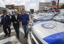Luciano Cartaxo entrega novos equipamentos à Guarda Civil Municipal e reforça segurança cidadã