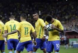 Fifa divulga novo ranking e os cabeças de chave da Copa