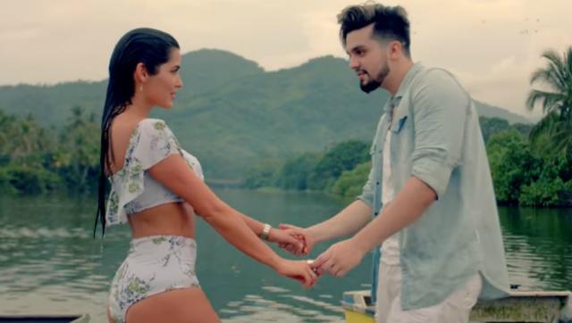 20171009205740842264o - Luan Santana divulga novo clipe gravado na Colômbia - Veja Vídeo