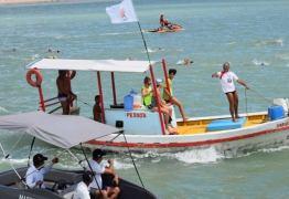 IX edição da Travessia Master de Natação acontece na praia de Cabo Branco