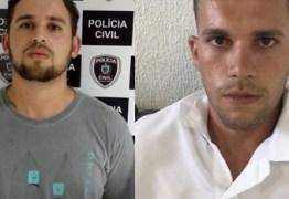 VEJA VÍDEO: Ex-funcionário de bar em João Pessoa é preso suspeito de participar do roubo de R$ 15 mil do local