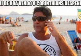 Derrota do Corinthians agita a web com memes