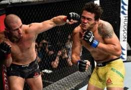 Após nocaute em estreia, lutador do UFC se compara a Cristiano Ronaldo