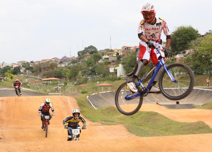 Bicicross Alex1 - Circuito Paraibano de Bicicross acontece neste domingo em Mangabeira