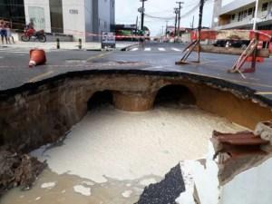 CAGEPA 300x225 - Cartaxo envia projeto à CMJP para disciplinar buracos da Cagepa em João Pessoa