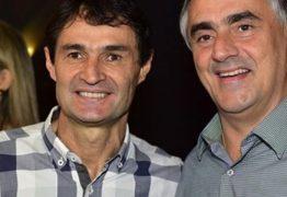 Cartaxo e Romero trocam experiências e pregam unidade política