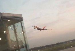 Pilotos alemães são investigados após manobra arriscada em aeroporto – Veja Vídeo