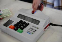 Paraíba tem 4º maior percentual de biometria no país, aponta TSE