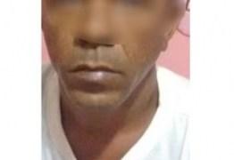 Padrasto é preso acusado de abusar e engravidar enteada de 14 anos, na Paraíba