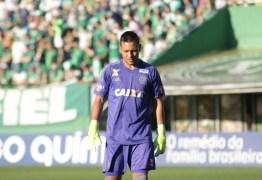 """""""Como é bom ter goleiro"""": atuação de Diego Alves empolga torcida"""