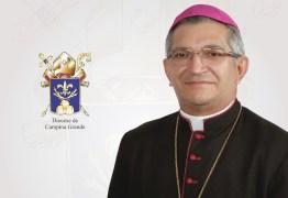Papa nomeia Dom Dulcênio Fontes como novo bispo de Campina Grande